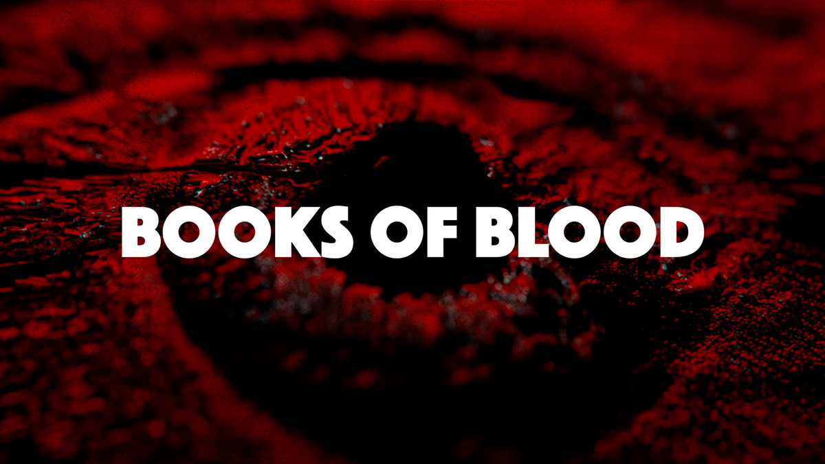 BOOKS OF BLOOD - BEHIND THE SCENES