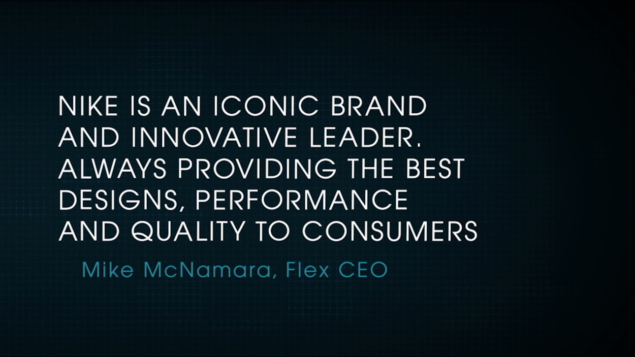 Flex Rebrand:<br>Case Study
